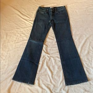 Boot Cut LOFT Jeans- So comfortable!